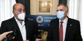 Osvaldo Jaldo será el gobernador de Tucumán