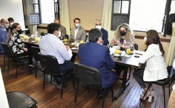 Reunión de gabinete tucumano para proyectar su gestión