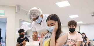 Vacunación a adolescentes de 16 años
