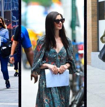Anne Hathaway | Cómo llevar un vestido bohemio a tus 35