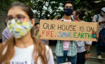 Cambio climático_Movilización juvenil en todo el mundo