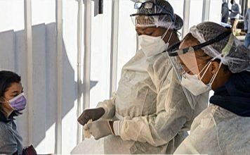 Coronavirus_Nueva variante en Sudáfrica causó cierta preocupación