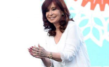 Cristina Kirchner hizo pública su alegría por el precio de la carne