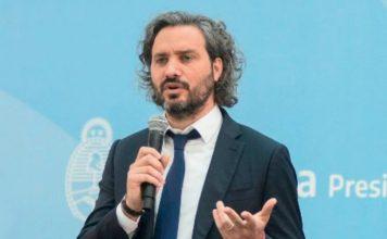 PASO2021_No está en tela de juicio la gobernabilidad_ dijo Santiago Cafiero