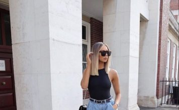 Primavera_Looks con jeans anchos