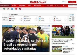 Vergüenza internacional_La suspensión de Argentina Brasil fue criticada