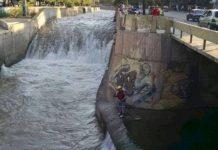 Se ahogó intentando rescatar a perro caído a un canal