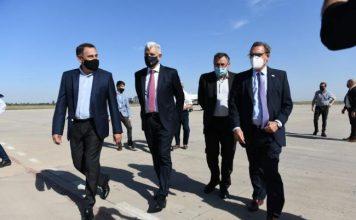Un ministro de la Nación visitó Tucumán