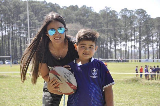 Liceo Rugby Club | Divertida jornada para los más chiquitos