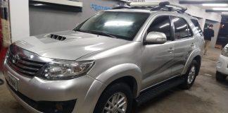 En venta   Toyota SW4 papeles al día